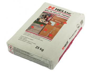 HELUZ TREND tepelněizolační zdicí a zakládací malta 25 kg