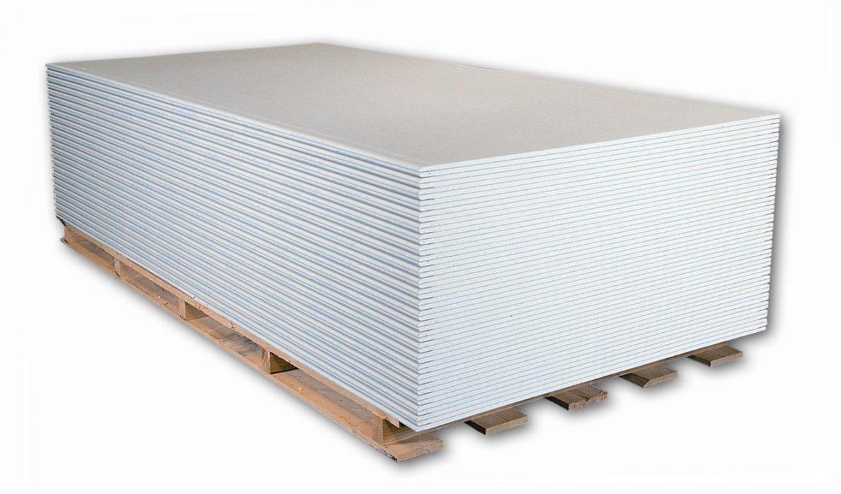 SÁDROKARTON Rigips RB 12.5 mm, 2000/1250 mm, cena za 1m2