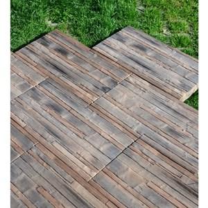 Betonová Kořenová dlažba 40x60 (imitace dřeva)