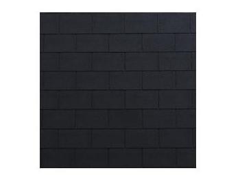 TAGOLA SHINGLE LINE PREMIUM RECTANGULAR 060 BLACK