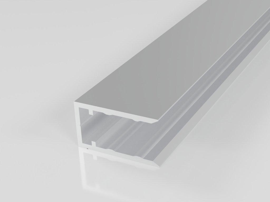 AL ukončovací U-profil pro 35mm