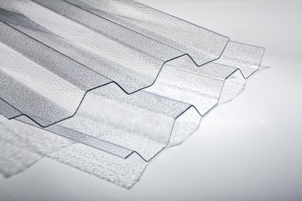 Trapézová deska polykarbonát 205/35