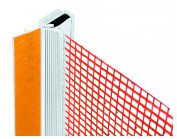 Okenní a dveřní připojovací profil ETICS – Flexibel