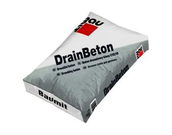 Baumit drenážní beton 40 kg