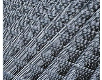 Síť do betonu typ Q188A, KARI 6x6 mm, formát 6x2,3 m