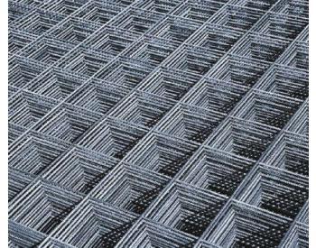 Síť do betonu typ AQ100, KARI 10 mm, formát 6x2,4 m