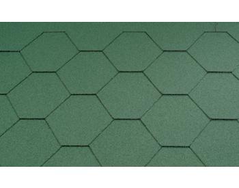 KATEPAL KL šindel střešní asfaltový zelená