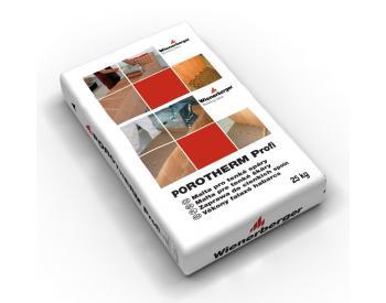 Porotherm Profi 25 kg (cena za 1 ks)