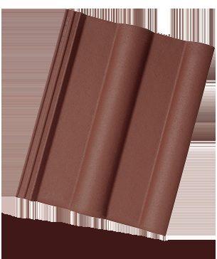 Bramac Classic taška základní červenohnědá (cena za 1 ks)