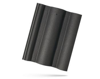 Bramac Římská ebenově černá základní (cena za 1 ks)