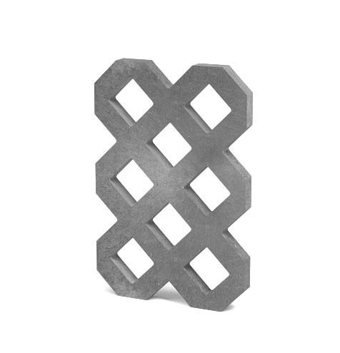 TRANSFORM Plastová zatravňovací dlažba VD600+, odlehčená, 60x40x6 cm, S (cena za 1 ks)