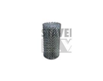 BOPPE MORAVAN 4 hranné pletivo pozinkované výška 150cm se zapleteným napínacím drátem (cena za 1 m)