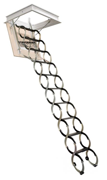 JAP půdní stahovací schody LUSSO (cena za 1 ks)