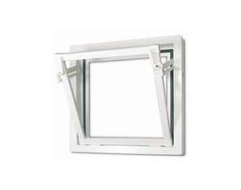 Sklepní okna MEALON 60x40 izolační sklo 14mm, vyklápěcí (cena za 1 ks)