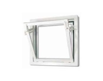 Sklepní okna MEALON 80x50 izolační sklo 14mm (cena za 1 ks)