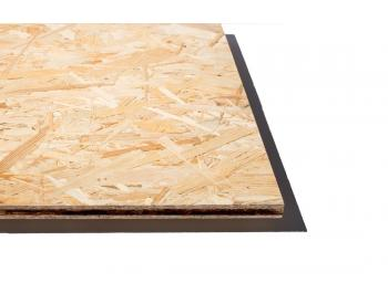 OSB 3 deska 4P+D nebroušená tl. 12 mm (cena za 1 m2)