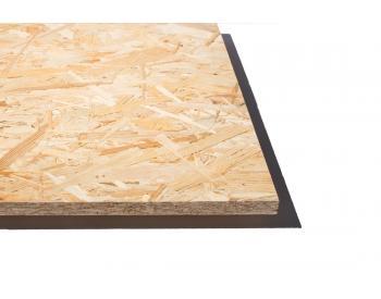OSB 3 deska nebroušená tl. 12 mm (cena za 1 m2)