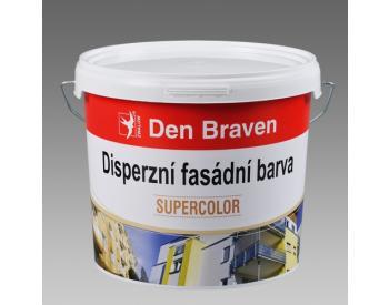 Profi disperzní fasádní barvy, bílá 5kg (cena za 1 kg)