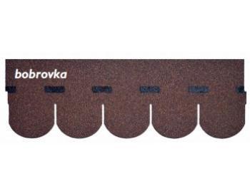 Charvát charBIT HOBBY šindel BOBROVKA - různé barvy (cena za 1 m2)