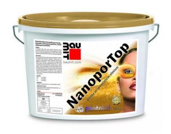 Baumit NanoporTop 30 kg (cena za 1 kg)