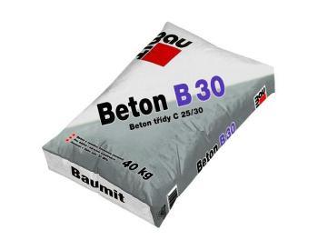 Baumit Beton B 30 40 kg (cena za 1 kg)