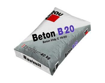 Baumit Beton B 20 40 kg (cena za 1 kg)