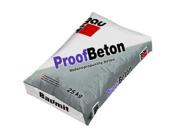 Baumit ProofBeton 25 kg (cena za 1 kg)