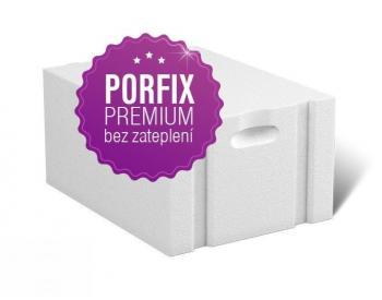 Porfix Písková tvárnice PREMIUM 375x250x500 mm P+D P2-400 (cena za 1 ks)