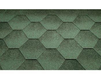 Bitumenové šindele Katepal Jazzy zelená (cena za 1 m2)