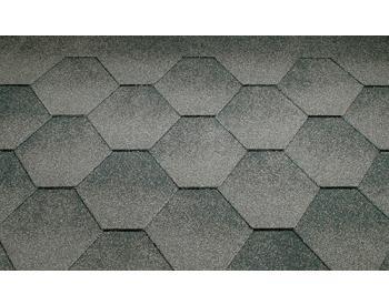 Bitumenové šindele Katepal Jazzy šedá (cena za 1 m2)