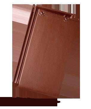 BRAMAC Turmalín taška základní 1/1 měděná engoba (cena za 1 ks)