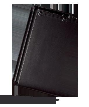 BRAMAC Turmalín taška základní 1/1 antracitová engoba (cena za 1 ks)