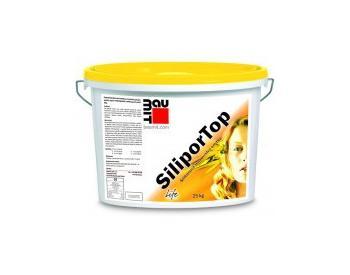 Fasádní silikonová omítka Baumit SiliporTop 25 kg (cena za 1 ks)