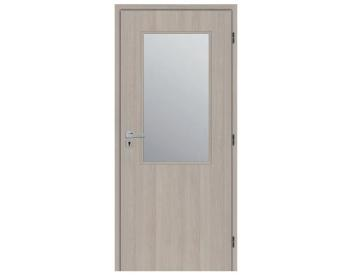 Interiérové dveře EUROWOOD - LADA LA101, lakované, 60-70 cm (cena za 1 ks)