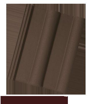 Bramac Classic taška základní tmavohnědá (cena za 1 ks)
