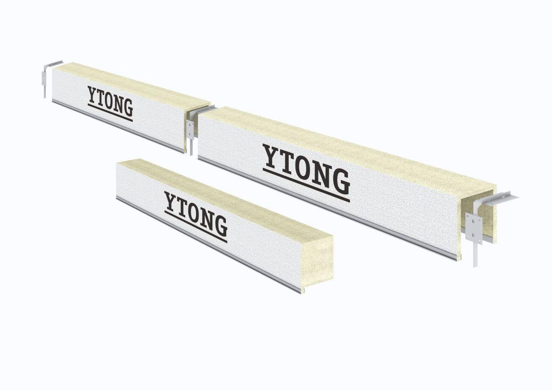 YTONG Žaluziový kastlík 2,50 m (cena za 1 ks)