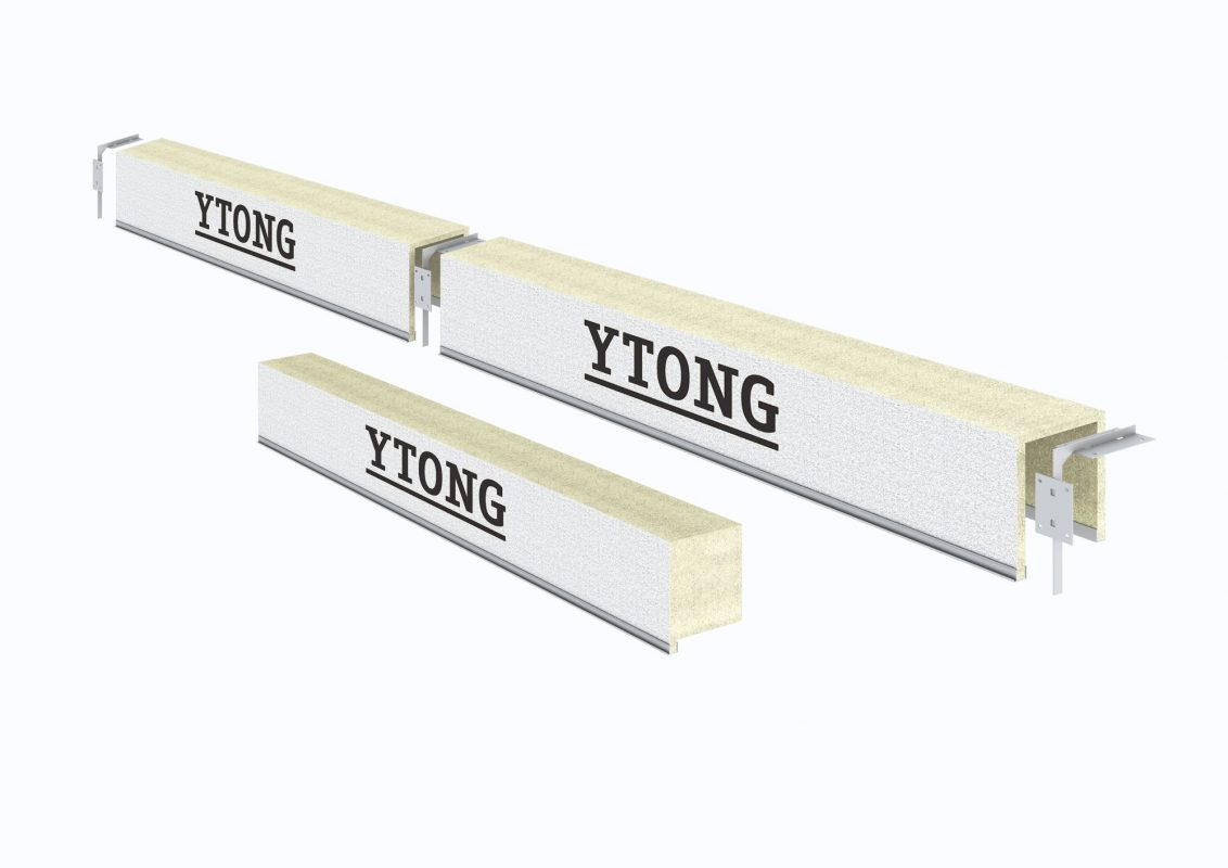 YTONG Žaluziový kastlík 3,00 m (cena za 1 ks)