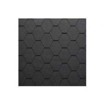 TEGOLA SHINGLE LINE PREMIUM MOSAIK 060 BLACK