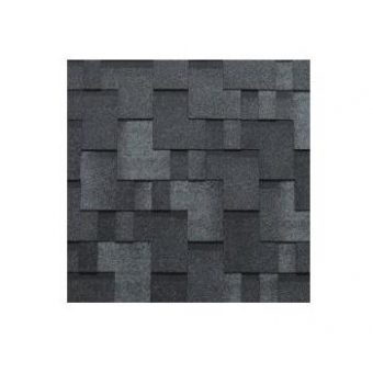 TEGOLA SHINGLE LINE PREMIUM GOTHIK 251 2-TONE BLACK
