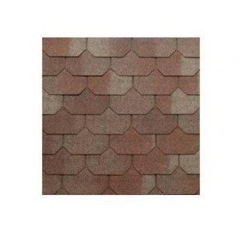 TEGOLA SHINGLE LINE PREMIUM LIBERTY 004 EUROPEAN RED