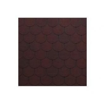 TEGOLA SHINGLE LINE PREM. TRADITIONAL 010 2-TONE RED