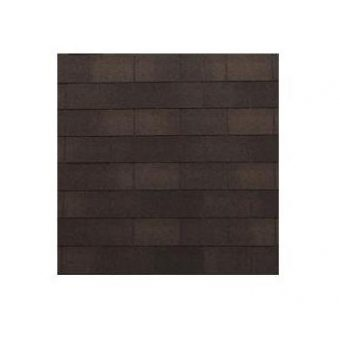 TAGOLA SHINGLE LINE PREMIUM RECTANGULAR 020 2-TONE BROWN