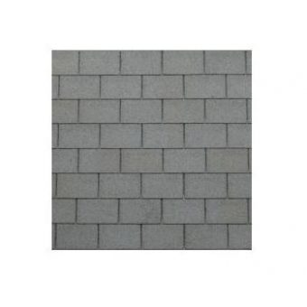 TAGOLA SHINGLE LINE PREMIUM RECTANGULAR 053 LIGHT GREY
