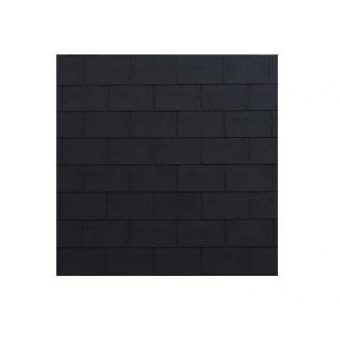 TAGOLA SHINGLE LINE PREMIUM RECTANGULAR 060 BLACK