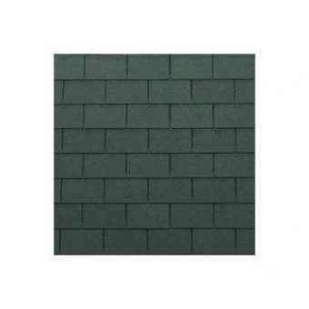 TAGOLA SHINGLE LINE PREMIUM RECTANGULAR 070 2-TONE GREEN