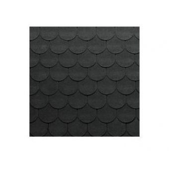 TEGOLA TOP SHINGLE TRADITIONAL 060 BLACK