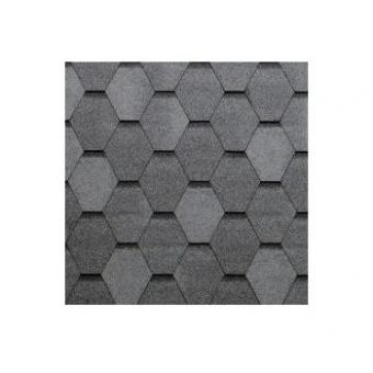 TEGOLA ECO ROOF HEXAGONAL 269 GREY