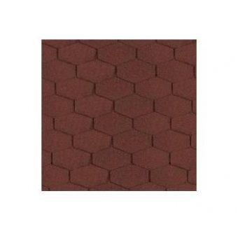 TEGOLA ECO ROOF TRIANGULAR RED